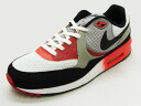 1.0 NIKE AIR MAX LIGHT C Kie Ney AMAX light white/gray/red white / gray / red sneakers 14SS