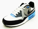 1.0 NIKE nike AIR MAX LIGHT C Air Max light white/gray/blue white / gray / blue sneakers 14SS