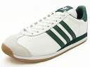 ADIDAS ORIGINALS Adidas originals COUNTRY OG country white/green white / green CNTRY 14FW