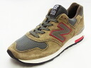 [advance reservation ]NEW BALANCE New Balance M1400 HR olive olive sneakers NB Made In USA 14FW]