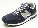 [advance reservation ]NEW BALANCE New Balance MRL996 EM midnight blue navy midnight blue navy 14FW]