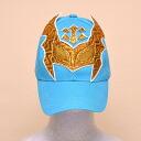 Wrestling mask Cap (sky): シンカラ (3)