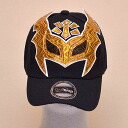 The cap (black) of the professional wrestling mask: Hot Shin (7)