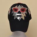 Wrestling mask Cap (black): Solar (3)