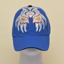 Wrestling mask Cap (blue): Sombra (6)