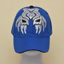 Wrestling mask Cap (blue): Sombra (7)