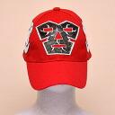 Wrestling mask Cap (red): doctor Wagner (1)