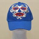 Wrestling mask Cap (blue): DOS CARAS (7)