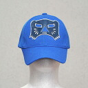 Wrestling mask Cap (blue): ブルーパンテル (1)