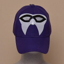 The cap (purple) of the professional wrestling mask: ファンタスマ (1)