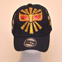 The cap (black) of the professional wrestling mask: Miss Tycho (3)