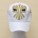 Wrestling mask Cap (white): Mystic (4)