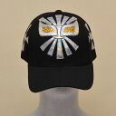 Wrestling mask Cap (black): Mystic (6)