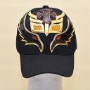 Wrestling mask Cap (black): Rey Mysterio (10)