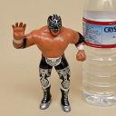 Wrestling figures less: Mister Niebla (1)