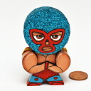 Wrestling figures elementary: Nacho Libre