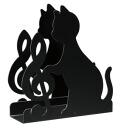 猫戒指,高音谱号