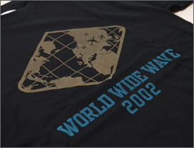 WWW.〜WORLD WIDE WAVE