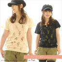 ★ ♪ Ladies T shirt Pinata ♡ mi-215. ne-sorted limited message T shirt 10P13oct13_b