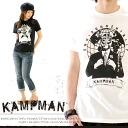 T shirt short sleeve KAMPMAN limited short-sleeved T shirt POLCA (Polka) XS S M L XL 10P10Nov13