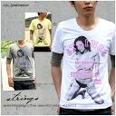 ★ ★ ♪ 'STRINGS' printing T shirts 10P13oct13_b
