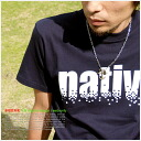 T-shirt men print native design T-shirt short sleeves Lady's mi-215. net-limited message T-shirt 10P05July14