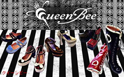【QUEEN BEE】 クイーン ビー