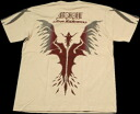 "It is fs3gm Kyoto yuzen / sum pattern T-shirt ""phoenix"" (knob butterfly / Chinese phoenix)"