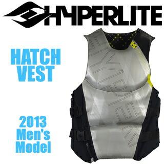 HYPERLITEハイパーライト2013年モデルHatchVestハッチベスト
