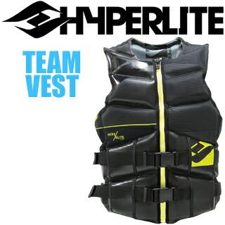 HYPERLITEハイパーライト2015年モデルTeamVestチームベスト