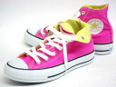 VVD HI Converse all-stars Lady's higher frequency elimination sneakers PK 10P06May14