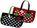 Polka-dot pattern bag round high clothing Kids Foret