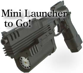 Mini Launcher to Go!