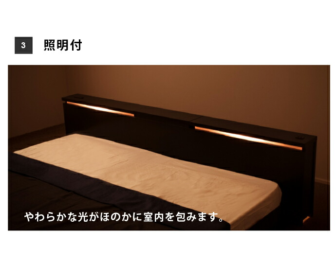 Minamotobed rakuten global market lit modern design floor queen size p - Dimension lit queen size ...