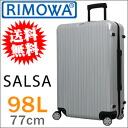 RIMOWA rimowa SALSA Salsa suitcase 98L/77cm mirror 84473