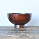 Japanese traditional lacquer bowl (beech tree, made in Japan)[fs01gm]