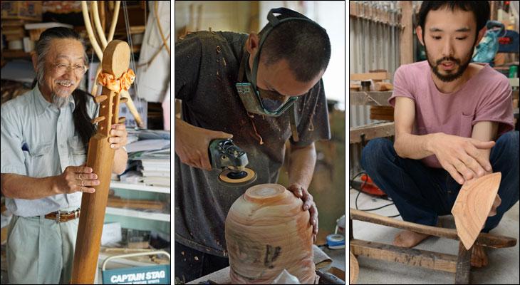 木工をめぐる物語