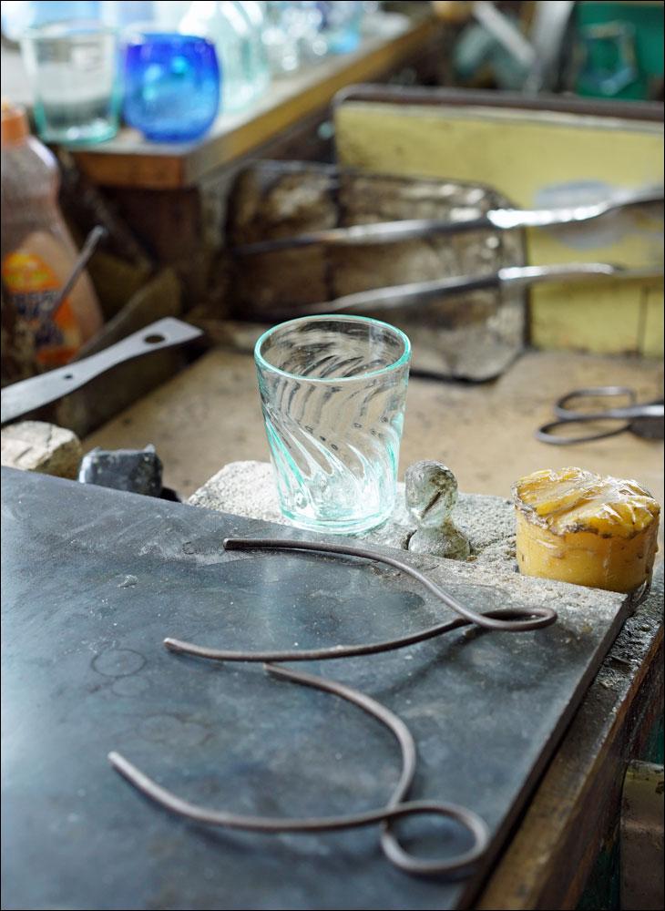 産地で選ぶガラス器