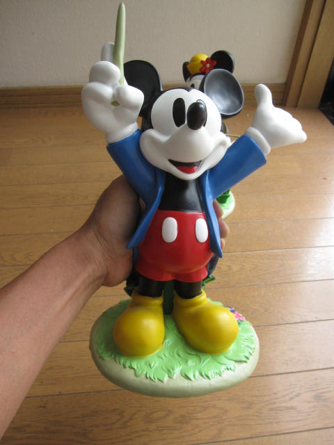 Cobonsai Rakuten Global Market Disney Garden Statue