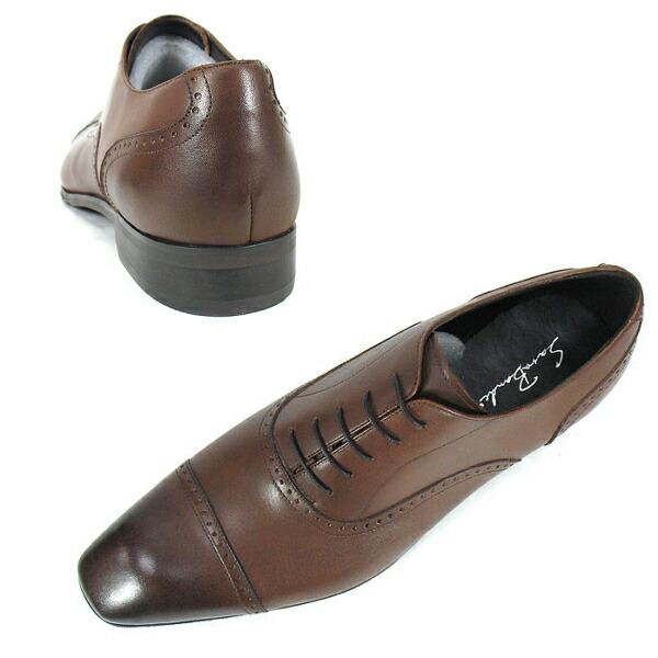 ビジネスシューズ 本革 SARABANDE サラバンド 9501 ストレートチップ 革靴 ビジネス メンズ 皮靴 びじねす 男性用 mens ビジネスシューズ 本革 SARABANDE サラバンド