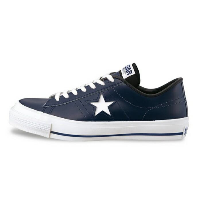 converse one star leather