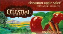 Celestial herbal tea (caffeine free) campaign of raspberry Zinger (20 TB) review