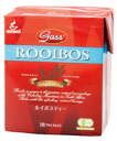 Gass organic Rooibos tea (reviews campaign)