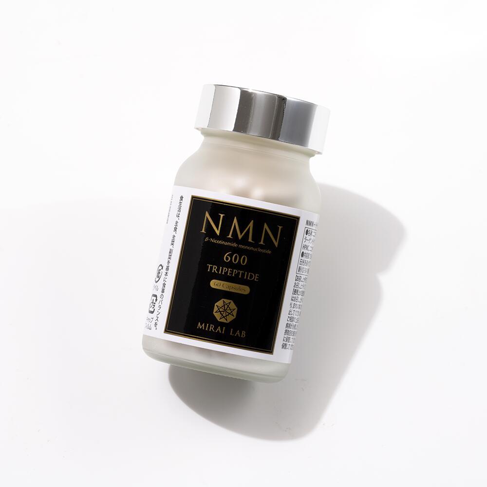 NMN+トリペプチド(60タブレット)