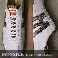 MUNSTER S.WHT-TUM/BR-SNAKE
