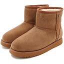 KOOLABURRA クーラブラ Shearling boots WATERPROOF CLASSIC ANKLE waterproof classic Uncle CHESNUT ( 39989-54 FW13 ) fs3gm