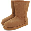 KOOLABURRA air conditioner bra mouton boots WATERPROOF CLASSIC SHORT waterproof classic short CHESNUT (39,990-54 FW13) fs3gm