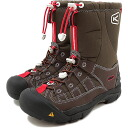2 KEEN Kean WMNS Winterport II SMU snow boot winter port women Chestnut (1009065 FW13)