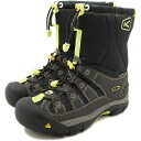 2 KEEN Kean WMNS Winterport II SMU snow boot winter port women Black Neon (1008924 FW13)