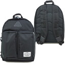 POLeR polar The Day Pack day pack BLACK (FW13) fs3gm